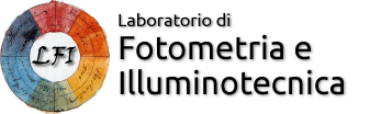 Laboratorio di Fotometria e Illuminotecnica